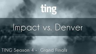 Impact vs. Denver - ZvZ - TING Open Season 4 Final Day