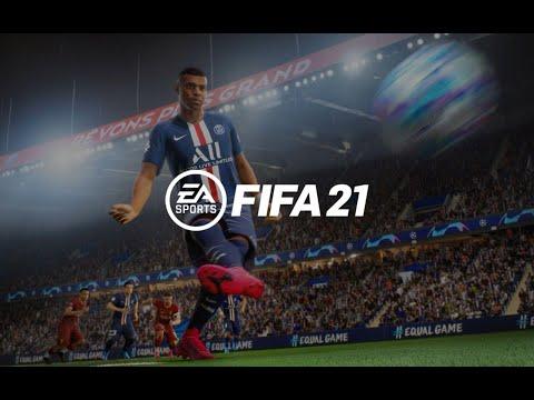 FIFA 21 1.Spiel 1.Halbzeit