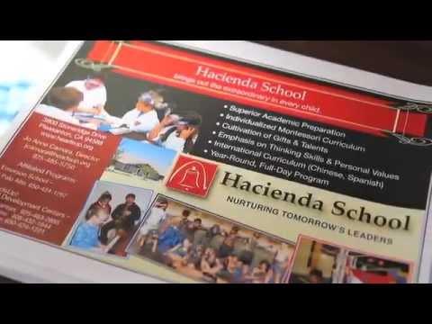 Hacienda School Video - An Enriched Montessori Elementary School