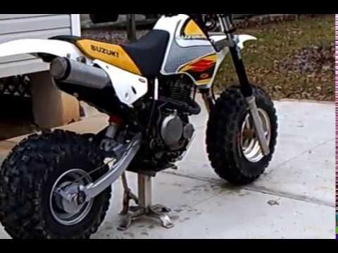 Suzuki Dr350 Yamaha Big Wheel 350 Atc 250r Missile Sold