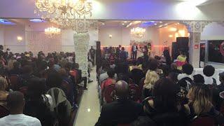 MPBTV Gospel..Bonne Année 2018 chez les pasteurs Jumeaux de Belgique