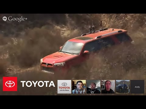 KEEP IT WILD HANGOUT w/ Rutledge Wood & Andy Bell | 2014 Toyota 4Runner