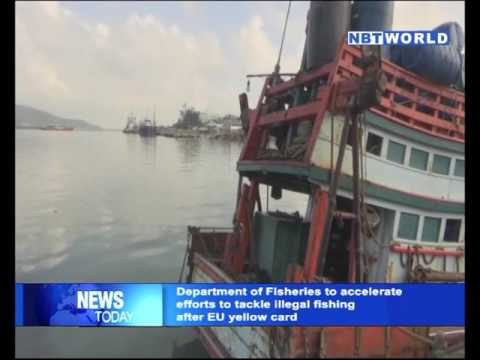 Department of Fisheries to accelerate efforts to tackle illegal fishing after EU yellow card