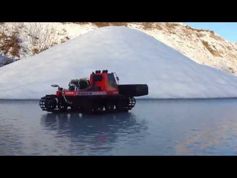 0 RC TRAIL SNOW CHAINS TRAILER, F350 & BLIZZARD.mp4
