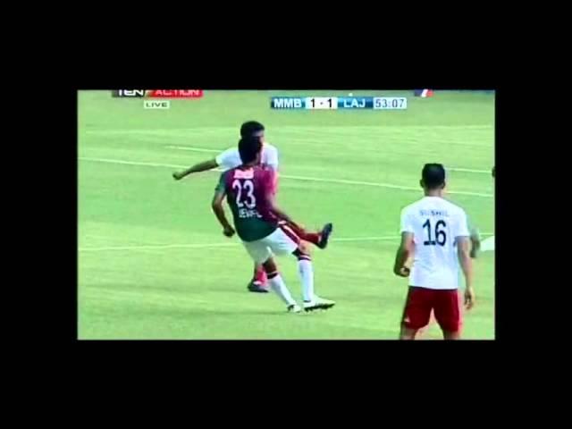 Mohun Bagan vs Shillong Lajong FC