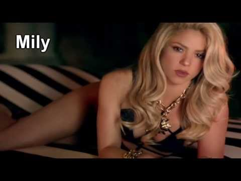 Shakira - Can't Remember to Forget You ft. Rihanna Subtitulado Español Ingles