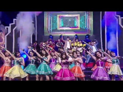 Download JKT48 - High Tension  Final piala presiden esport 2019 . Mp4 baru