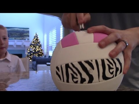 What's Inside A Volleyball?