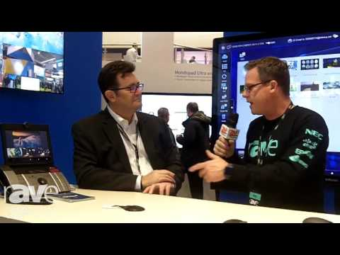 ISE 2017: Gary Kayye and Brady Bruce of InFocus Discuss the Collaboration Board Market
