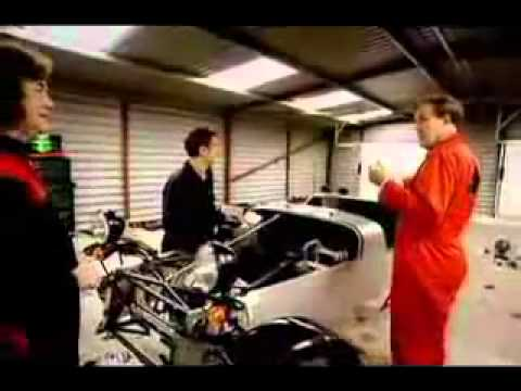 Top Gear Challenge Build a Kit Car part 1