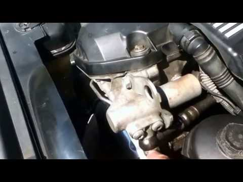 E36 Camshaft Position Sensor Replacement