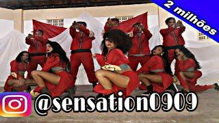 Sensation* (uz mulekes do passinho) jep's 2018 / La casa de papel MOCAJUBA-PA /@sensation0909