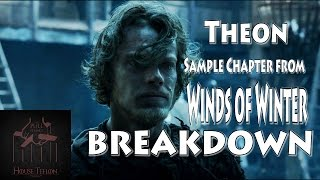 Theon Winds of Winter chapter breakdown feat-James Buschell