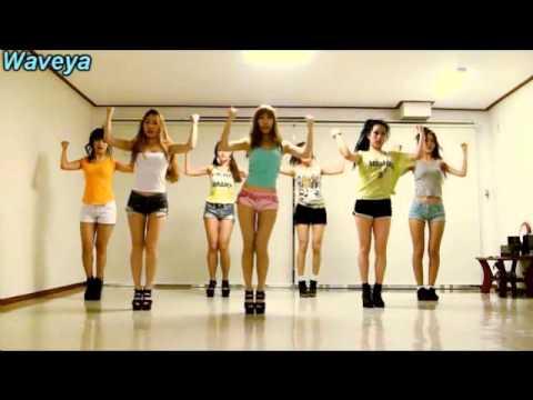 waveya 웨이브야 Kpop dance★G na 지나 2HOT 투핫 (mirrored)거울모드