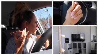 CAR VLOG, ROOMTOUR, NEW NAILS - LET´S GAMMEL | Einfach Marci