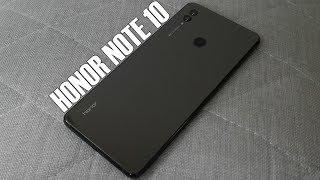 Honor Note 10, đây là chiếc Smartphone siêu mạnh, pin trâu  - Nghenhinvietnam.vn
