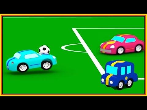 Cartoon Cars - FOUL! - Animation for Children. Videos for Kids. Kids Cars Cartoons. Kids videos