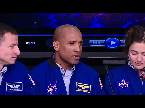 NASA's 2013 Astronaut Class Attends White House STEM Event