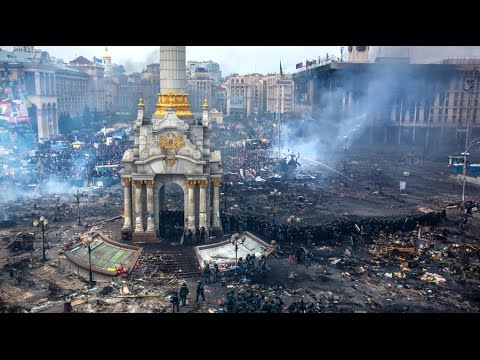 Ukraine asks French Canal+ TV to take 'wrong' Maidan documentary off air