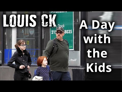 Louis CK - A Day With my Kids