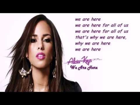 download lagu Alicia Keys - We Are Here S gratis