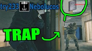 HOW TO TEAMKILL WITH KAPKAN - Rainbow Six: Siege Funny & Epic moments