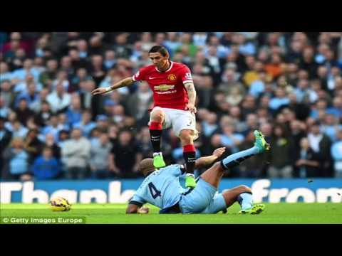 Manchester City 1-0 Manchester United: Aguero's goal means Manchester is blue.