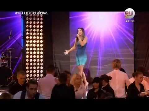Ани Лорак - Зеркала / Забирай рай (Live @ Открытие Vegas Крокус Сити 2014)