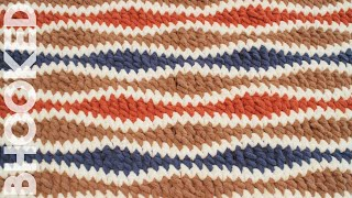 The Crochet Wavelength Stitch