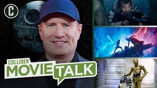 Kevin Feige to Produce a New Star Wars Movie for Lucasfilm - Movie Talk
