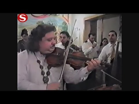 Roby Lakatos és zenekara-esküvő 2000'