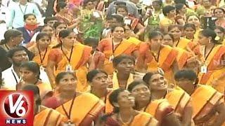 8th Day Of Tiruchanoor Padmavathi Ammavari Brahmotsavam | Ashwa Vahana Seva