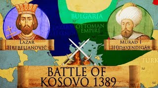 Download Lagu Battle of Kosovo 1389 - Serbian-Ottoman Wars DOCUMENTARY Gratis STAFABAND