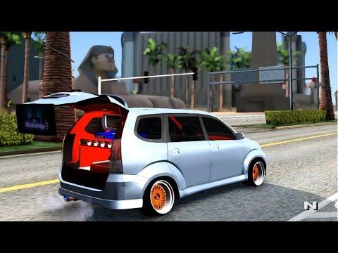 GTA San Andreas - Toyota Avanza Best Modification EnRoMovies