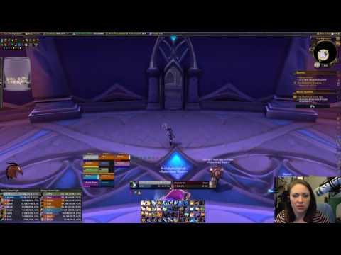 World of Warcraft   Nighthold Heroic Mode! (After N Elisande and Gul'dan)