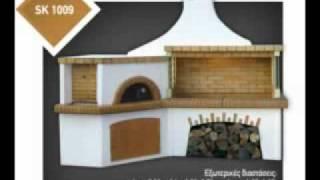 play grillkamin bauen montageanleitung von sunday grill. Black Bedroom Furniture Sets. Home Design Ideas