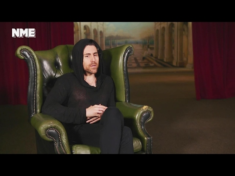 Davey Havok on AFI's new album 'The Blood Record' and their relationship with their fans