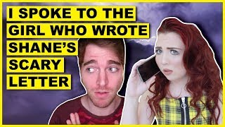 I Spoke To The Girl That Wrote Shane Dawson's Scary Letter