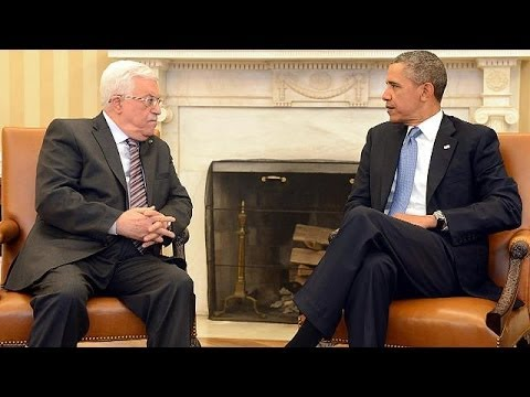 Obama calls on Abbas to help break impase in Mideast peace talks