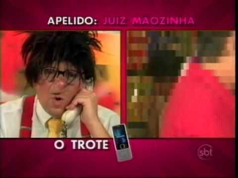 Trote do Santos: Juiz Mãozinha