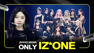Download lagu IZ*ONE(아이즈원) at 2020 MAMA All Moments