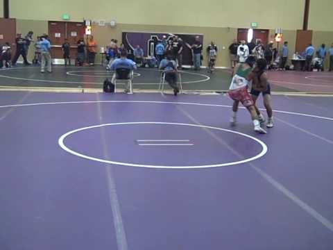 Micah G Network Schoolboy Greco CA Championships