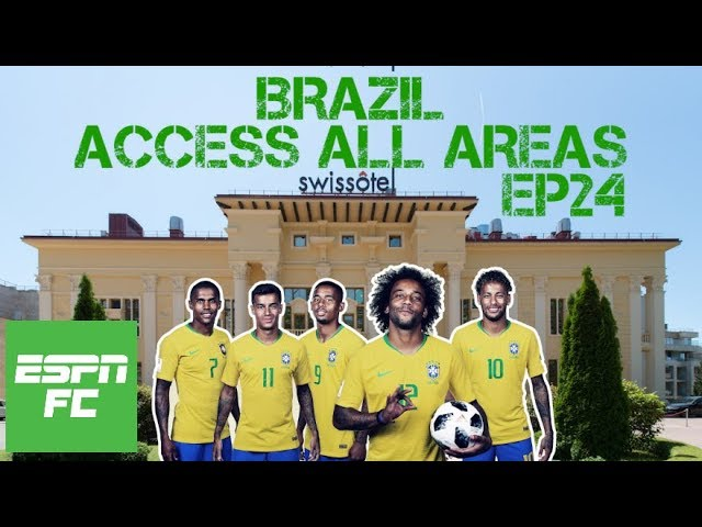 Episode 24: Brazil out of 2018 World Cup (all-access at team hotel) | Project: Russia | ESPN FC