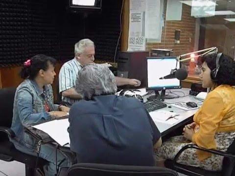 21/10/2006 Frevemun a RADIO YVKE - Parte 1 Cecilia Laya