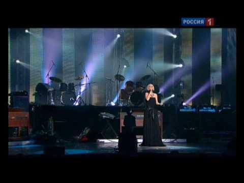 ВАЛЕРИЯ - Несёт меня течение. Концерт Юрия Антонова 2010