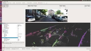 Build Autoware ROS nodes : LiDAR Clustering (Euclidean Cluster Detect)