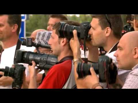 Своими глазами - Первое крещение - Газель Next в гоночном чемпионате России