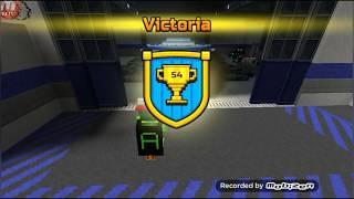 Juego a pixel gun 3D y explota mágica mente un coche en GTA WTF