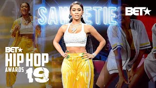 Showtime: Saweetie Takes On Her Biggest Performance Yet - Part 2 | Hip Hop Awards '19
