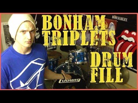 Led Zeppelin - Bonham Fills